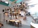 Wunderkammer Frascati-Cafe  ( voor meer informatie klik op project-titel in startpagina )