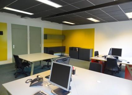 Meervaart kantoren  ( voor meer informatie klik op project-titel in startpagina )