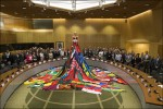 Amsterdam Rainbow Dress, IDAHOT - Minist. Buitenlandse Zaken, Den Haag